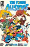 Young All-Stars #25 comic books for sale