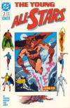 Young All-Stars #3 comic books for sale