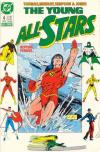 Young All-Stars #4 comic books for sale