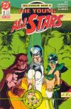 Young All-Stars #8 comic books for sale