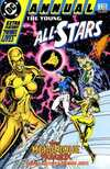 Young All-Stars #1 comic books - cover scans photos Young All-Stars #1 comic books - covers, picture gallery