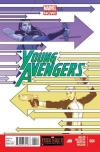 Young Avengers #4 comic books for sale