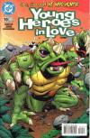 Young Heroes in Love #10 comic books - cover scans photos Young Heroes in Love #10 comic books - covers, picture gallery
