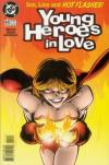 Young Heroes in Love #11 comic books - cover scans photos Young Heroes in Love #11 comic books - covers, picture gallery