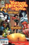 Young Heroes in Love #13 comic books - cover scans photos Young Heroes in Love #13 comic books - covers, picture gallery