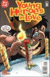 Young Heroes in Love #15 comic books - cover scans photos Young Heroes in Love #15 comic books - covers, picture gallery