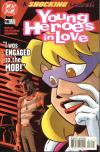 Young Heroes in Love #16 comic books - cover scans photos Young Heroes in Love #16 comic books - covers, picture gallery