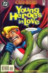 Young Heroes in Love #5 comic books - cover scans photos Young Heroes in Love #5 comic books - covers, picture gallery