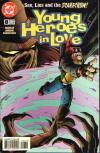 Young Heroes in Love #8 comic books - cover scans photos Young Heroes in Love #8 comic books - covers, picture gallery