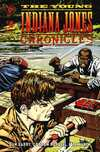 Young Indiana Jones Chronicles #8 Comic Books - Covers, Scans, Photos  in Young Indiana Jones Chronicles Comic Books - Covers, Scans, Gallery