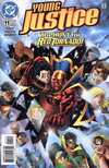 Young Justice #11 comic books - cover scans photos Young Justice #11 comic books - covers, picture gallery
