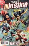 Young Justice #18 comic books for sale