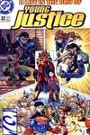 Young Justice #22 comic books - cover scans photos Young Justice #22 comic books - covers, picture gallery