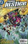 Young Justice #28 comic books - cover scans photos Young Justice #28 comic books - covers, picture gallery