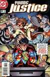 Young Justice #31 comic books for sale