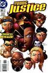 Young Justice #32 comic books - cover scans photos Young Justice #32 comic books - covers, picture gallery