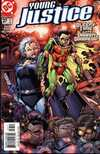 Young Justice #37 comic books for sale