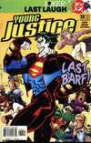 Young Justice #38 comic books - cover scans photos Young Justice #38 comic books - covers, picture gallery