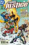 Young Justice #46 comic books for sale