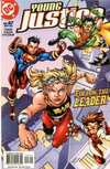 Young Justice #47 comic books - cover scans photos Young Justice #47 comic books - covers, picture gallery