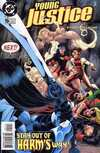 Young Justice #5 comic books - cover scans photos Young Justice #5 comic books - covers, picture gallery