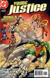 Young Justice #53 comic books - cover scans photos Young Justice #53 comic books - covers, picture gallery