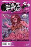 Young Liars #4 comic books - cover scans photos Young Liars #4 comic books - covers, picture gallery