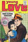 Young Love comic books