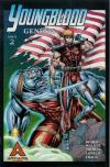 Youngblood: Genesis #2 Comic Books - Covers, Scans, Photos  in Youngblood: Genesis Comic Books - Covers, Scans, Gallery