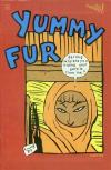 Yummy Fur comic books