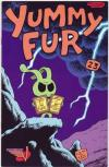 Yummy Fur #23 Comic Books - Covers, Scans, Photos  in Yummy Fur Comic Books - Covers, Scans, Gallery