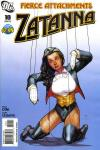 Zatanna #10 Comic Books - Covers, Scans, Photos  in Zatanna Comic Books - Covers, Scans, Gallery