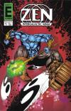 Zen Intergalactic Ninja Color Comic Books. Zen Intergalactic Ninja Color Comics.