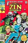 Zen Intergalactic Ninja #1 Comic Books - Covers, Scans, Photos  in Zen Intergalactic Ninja Comic Books - Covers, Scans, Gallery