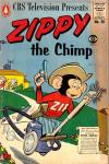 Zippy the Chimp Comic Books. Zippy the Chimp Comics.