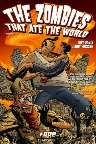 Zombies That Ate the World comic books