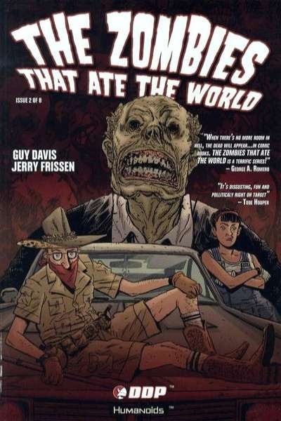 Zombies That Ate the World #2 comic books for sale