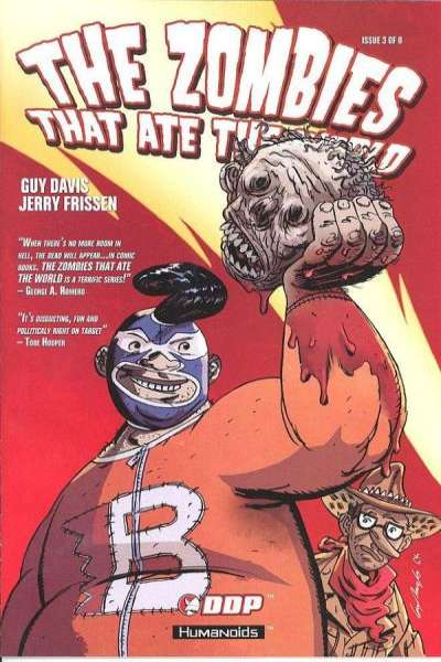 Zombies That Ate the World #3 comic books for sale