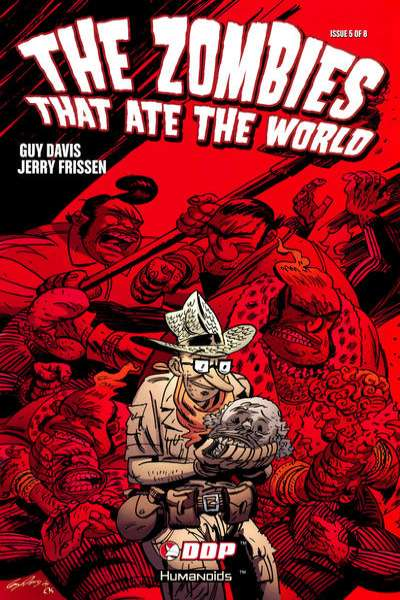 Zombies That Ate the World #5 comic books - cover scans photos Zombies That Ate the World #5 comic books - covers, picture gallery