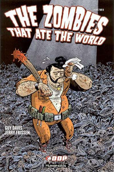 Zombies That Ate the World #7 comic books for sale