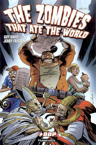 Zombies That Ate the World #8 comic books for sale