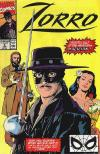 Zorro #2 comic books - cover scans photos Zorro #2 comic books - covers, picture gallery