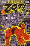 Zot! #25 cheap bargain discounted comic books Zot! #25 comic books